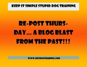 Repost Thursday