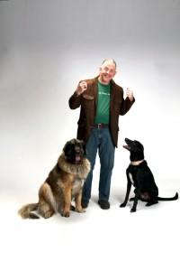 Me and the girls K.I.S.S. Dog Training
