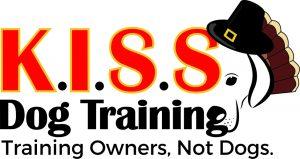 Thanksgiving Kiss Dog Training