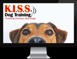 KISS Dog Training Virtual Screen